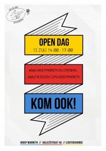 poster open dag